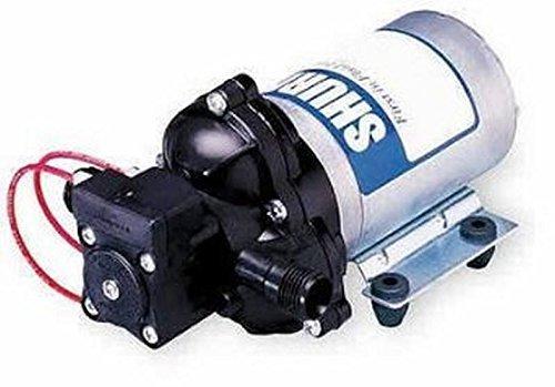 Shurflo 2088-554-144 Bomba de agua dulce, 12 voltios, 3.5 galones por minuto, 45 PSI