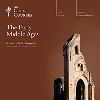 The Early Middle Ages                   By:                                                                                                                                 Philip Daileader,                                                                                        The Great Courses                               Narrated by:                                                                                                                                 Philip Daileader                      Length: 12 hrs and 32 mins     149 ratings     Overall 4.8