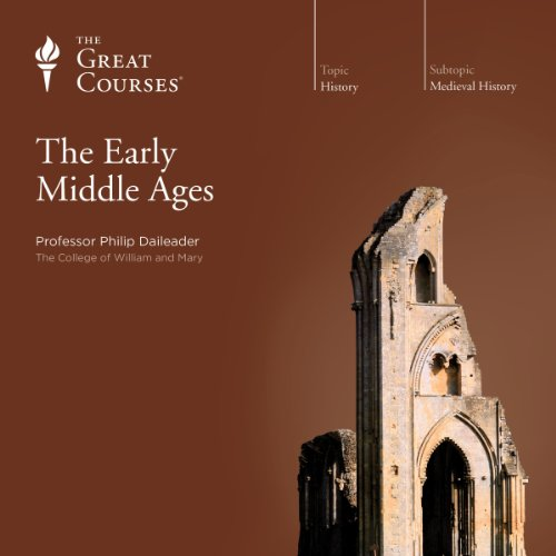 Couverture de The Early Middle Ages