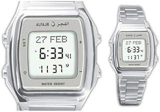 ساعة كاجوال رقمية للرجال من الستانلس ستيل من الفجر – موديل WP-04S