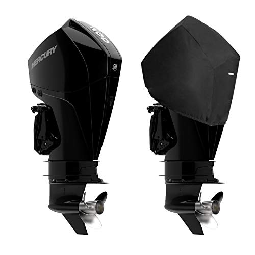 Oceansouth Mercury Half Outboard Cover 175HP to 225HP, 175 Pro XS - 4 Stroke V6 3.4L (2018)
