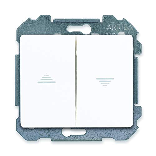SIEMENS Ingenuity for life - Interruptor persianas Blanco SIEMENS