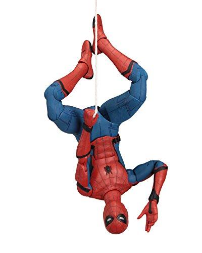 NECA Articulada Marvel Homecoming Figura Spider-Man, Multicolor, 1/4 Scale (NECA61705)