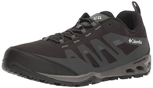Columbia Vapor Vent, Zapatos Hombre, Black (Black, White...