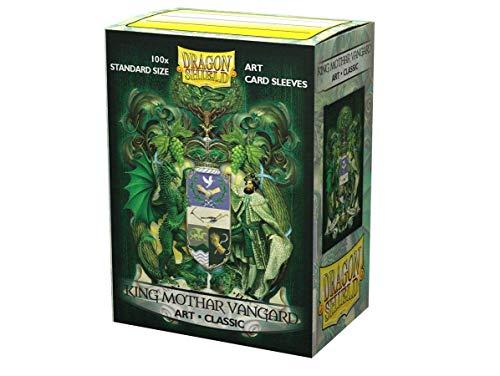 Dragon Shield Sleeves Limited Edition Classic Art: King Mothar Vangard:Coat of Arms(100)