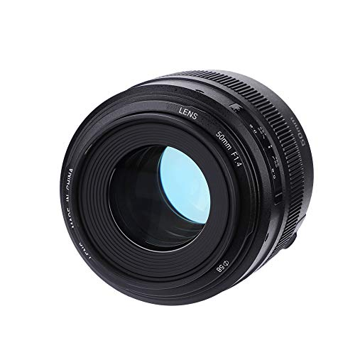lente de 50mm canon fabricante DAUERHAFT