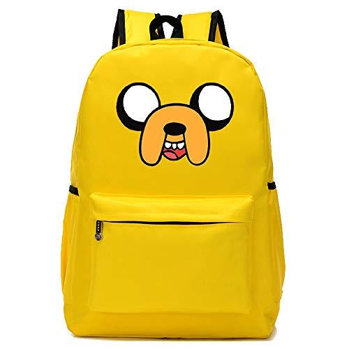 Mokago Adventure Time BMO Backpack Cosplay Canvas Shoulders Bag Student Bookbag