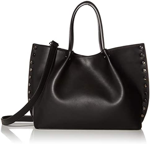 The Drop Women s Hillary Transport Tote Bag Black product image