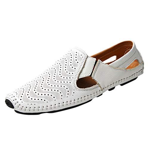 Clearance Sale ODRD Männer Schuhe Herren Shoes Sommermode Wild Peas Schuhe Driving Lazy Freizeitschuhe Business-Schuhe Worker Boots Laufschuhe Combat Hallenschuhe Sportschuhe Wanderschuhe Sports