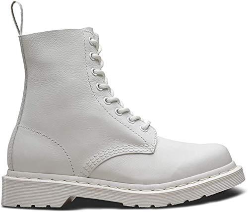 Dr. Martens Biker Boots Pascal Mono WhiteVirginia weiß 40