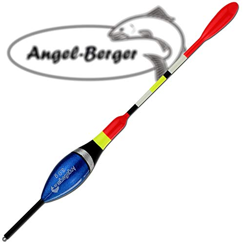 Angel-Berger Balsaholz Allround Pose 4 Float Angelpose Laufpose (3g)