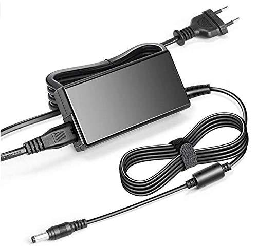 KFD 65W Adaptador Fuente de alimentación Transformador Cargador para LCD LED Monitor, HDTV, Impresoras, Pantalla Panorámica 3D, JBL Xtreme, Xtreme 2 Altavoz Bluetooth, Amplificador de audio19V 3,42A