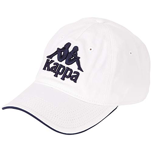 Kappa VENDO Cap, Bright White, One Size