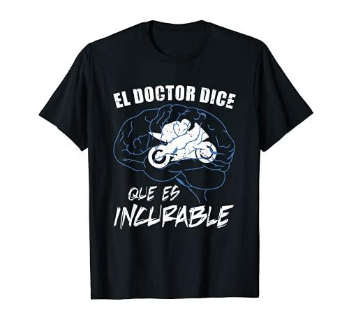 Regalo Motero Motociclismo Divertido Adictos A Las Motos Camiseta