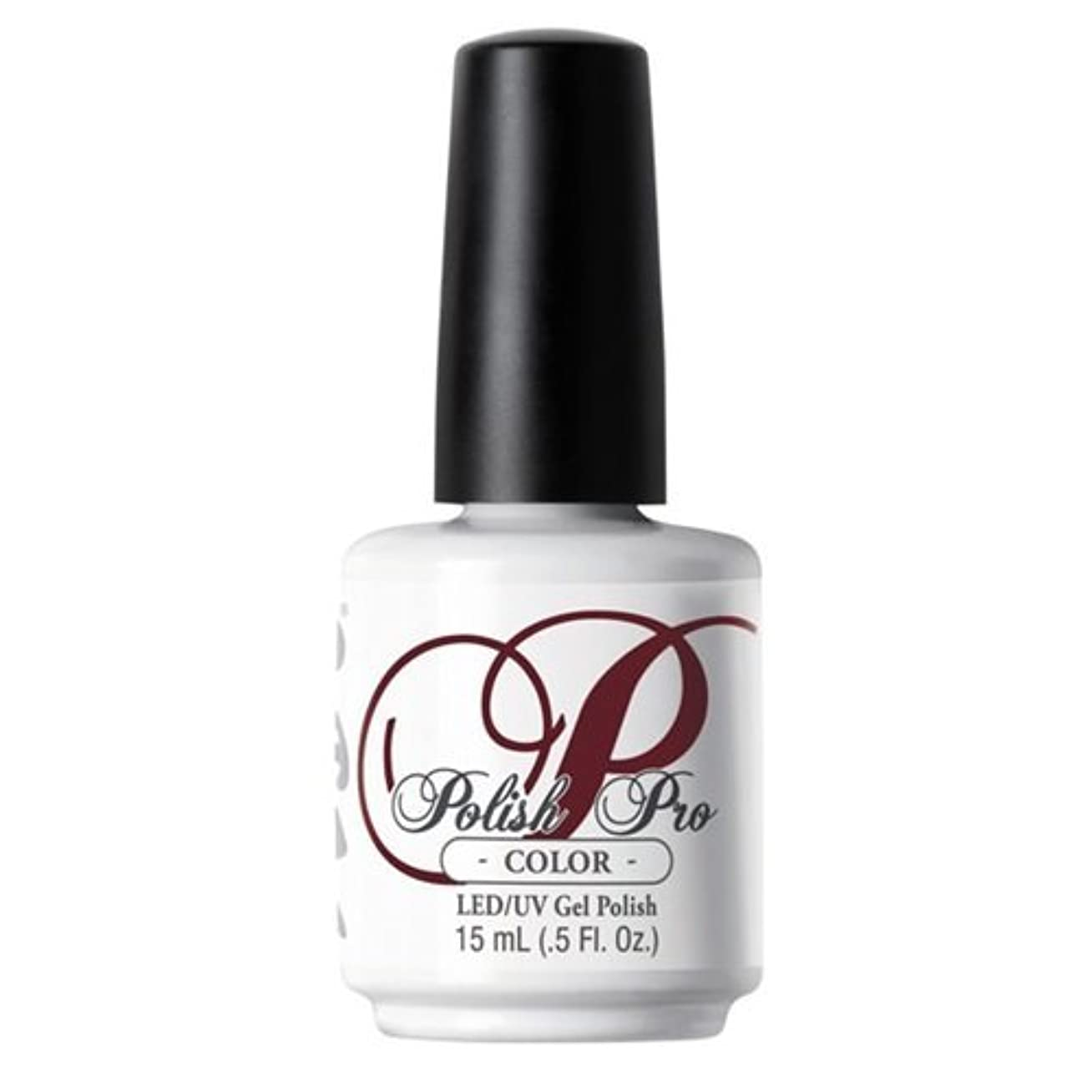 群がるかろうじてトレードNSI Polish Pro Gel Polish - Regatta Red - 0.5oz / 15ml