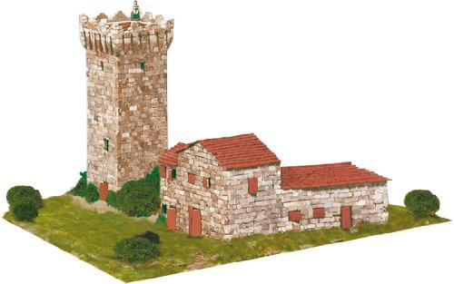 Keramik-Modell - Peraire Tour de Palme de Mallorca, Spanien