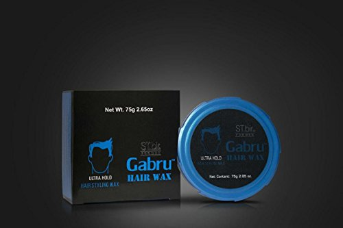 St. Bir Gabru Ultra Hold Effect Hair Styling Wax , 75 g