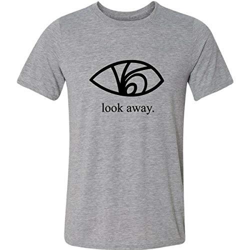 Camiseta Desventuras Em Série Olho Vfd Conde Olaf Look Away