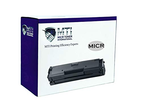 MICR Toner International Compatible Magnetic Ink Cartridge Replacement for Samsung MLT-D111S Xpress M2020 M2024 M2070