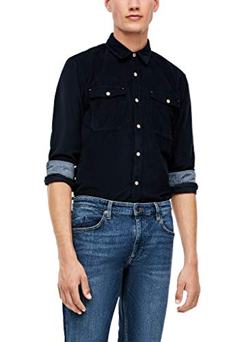 s.Oliver Herren 130.10.009.26.180.2059996 Jeans, Dark Blue, 38/34