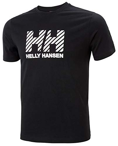 Helly Hansen Active T-Shirt Homme T-Shirt Homme Black FR : M (Taille Fabricant : L)