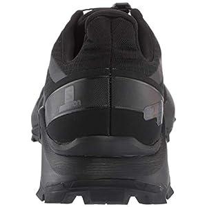 Salomon Men's Supercross Trail Running Shoes, Black/Black/Black, 10.5