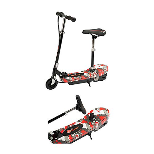 St Hawk Kids Electric Scooter with Seat, Limited Edition E Scooter
