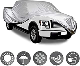 1 Pack Covercraft UV11334SV Silver UVS 100 Custom Fit Sunscreen for Select Cadillac CTS Models Laminate Material
