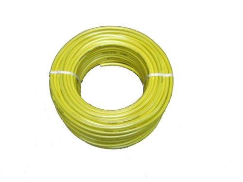 Tricoflex Wasserschlauch Tricoflex, 1/2 Zoll, 100 m Rolle, gelb