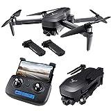 4K HDカメラ、折りたたみ式FPV WiFi RC Quadcopter、2.4GHzのリモコン、2軸機械的反揺れジンバル、1200m飛行距離、ブラシレスモーター、50xズーム huobeibei