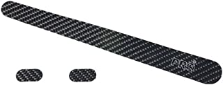 PRO Bicycle Chainstay / Headtube Protector Set - Black Carbon