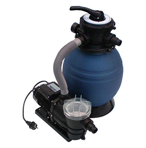 Spirato 300 - Système de filtration à sable - Filtre à sable avec pompe 10m³/h