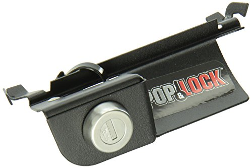 Pop & Lock PL3400 Black Manual Tailgate Lock for Dodge Ram 1500/2500/3500