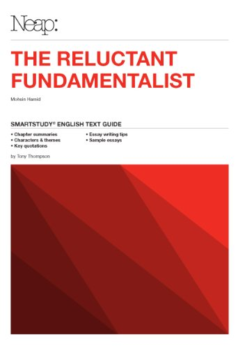 smartstudy English guide to The Reluctant Fundamentalist (English Edition)