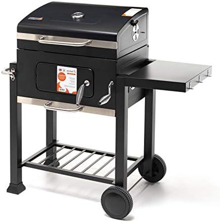 SALMAR–Gringo–Barbecue à Charbon