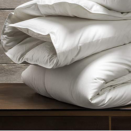 Alfred & Compagnie Couette 220x240 90% duvet de canard 270gr/m²