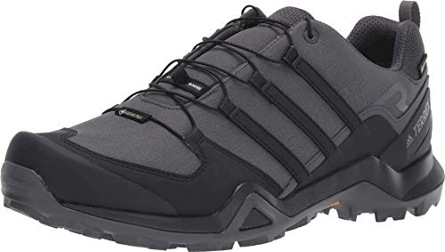 adidas outdoor Men's Terrex Swift R2 GTX Grey Six/Black/Grey Four 10.5 D US