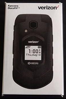Kyocera E4610PTT  DURAXV LTE  PTT Verizon Rugged Camera Cell Phone