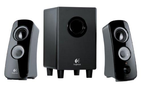 LOGICOOL スピーカーシステム 2.1ch PCスピーカー Z323