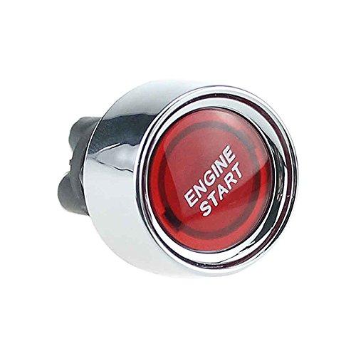 KKmoon Universal Motor Auto Ein Druckknopf Motor Startschalter Zündschalter 12V / 50A