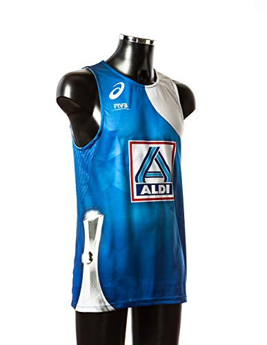 Beach Volleyball Major Series HAM_8_Men_XXL Blue/White