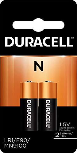 Duracell Security - Pilas (Alkaline, 1.5 V, 2 unidades)