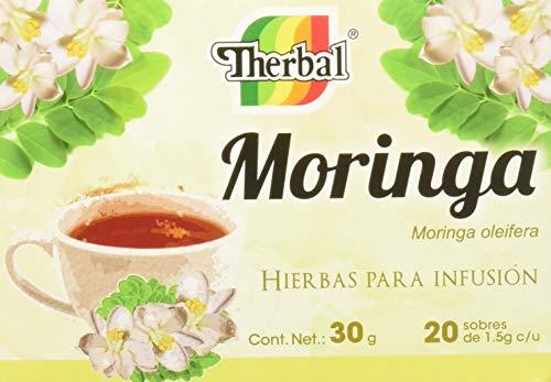 Therbal, Infusion Moringa 20 sobres , 30 gramos.