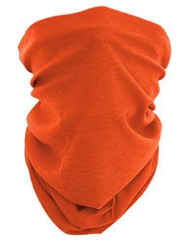 Sciarpa multifunzionale Orange - Orange Taglia unica