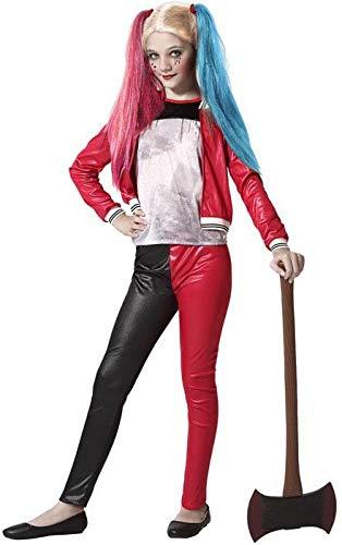 Atosa-66394 Disfraz Arlequin Halloween, Multicolor, 7-9 Años (66394)
