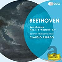 Dg Duo-Beethoven: Symphonies 5 6 & 9