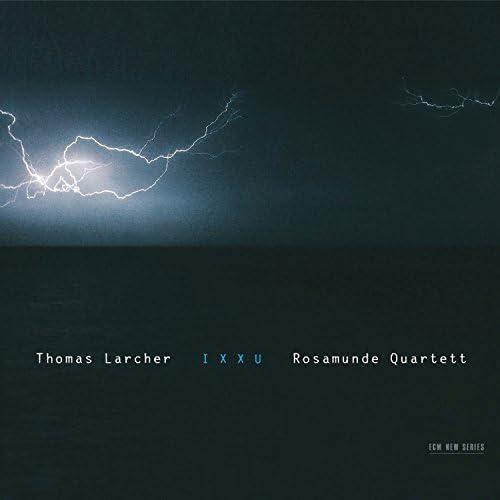 Thomas Larcher & Rosamunde Quartett