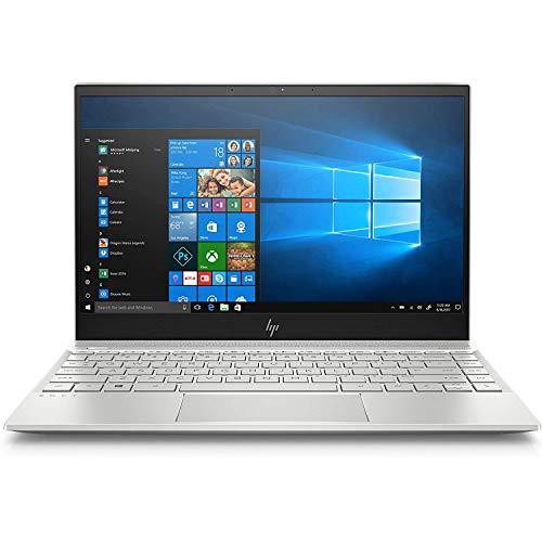 HP Envy 13-ah1507na 13.3' Full HD Touchscreen Laptop Intel Core i5-8265U 8GB RAM 256GB SSD NVIDIA MX150 2GB Graphics Backlit Keyboard FP Windows 10 Home - 5AT62EA#ABU
