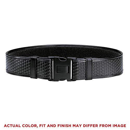Bianchi Safariland Duty Belt Basket Weave Black Finish Medium 34-40 - BI22125