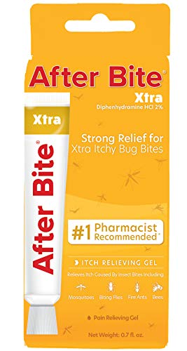 After Bite Xtra Insect Bite Treatment with Antihistamine – Strong Itch Relief for Extra Itchy Bug Bites